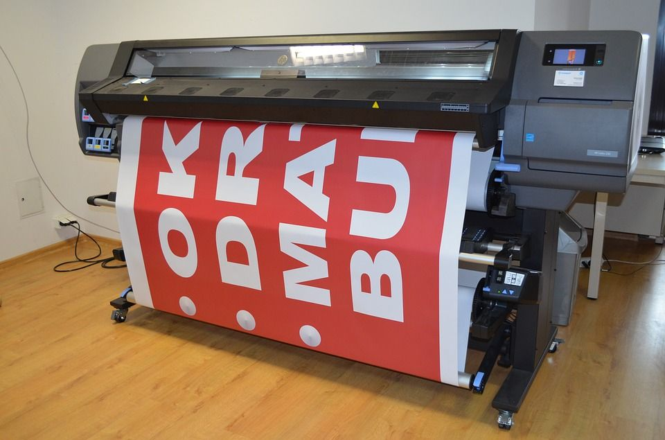 Indoor and Outdoor Printing